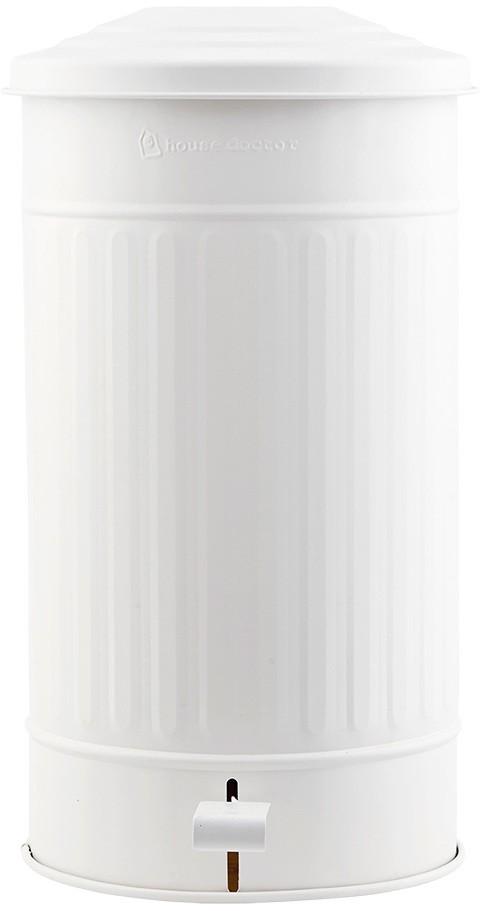 På billedet ser du variationen fra brandet House Doctor i en størrelse D: 25,5 cm. x H: 48 cm. i farven Hvid