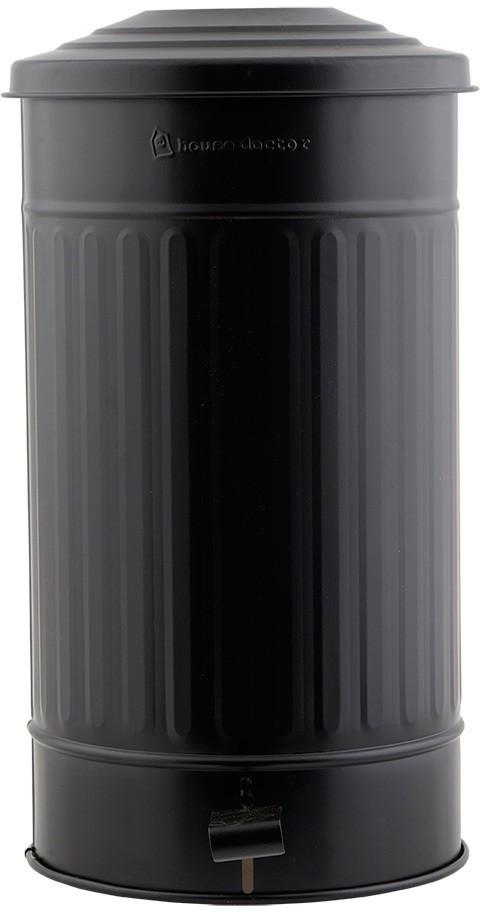 På billedet ser du variationen fra brandet House Doctor i en størrelse D: 25,5 cm. x H: 48 cm. i farven Sort