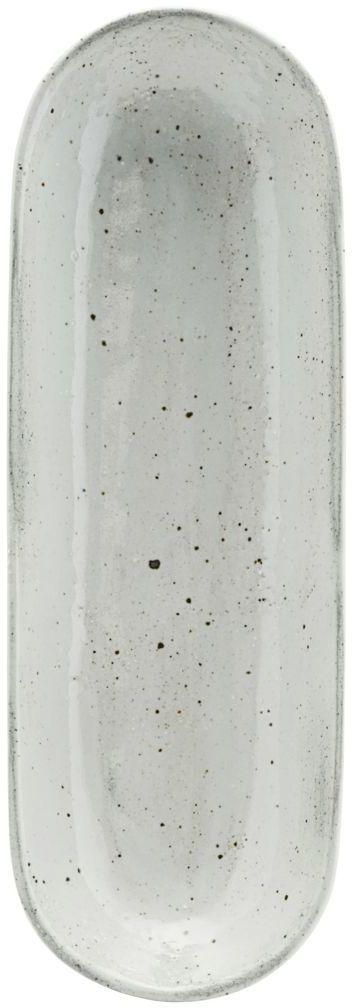På billedet ser du variationen fra brandet House Doctor i en størrelse 35 cm. i farven Elfenben