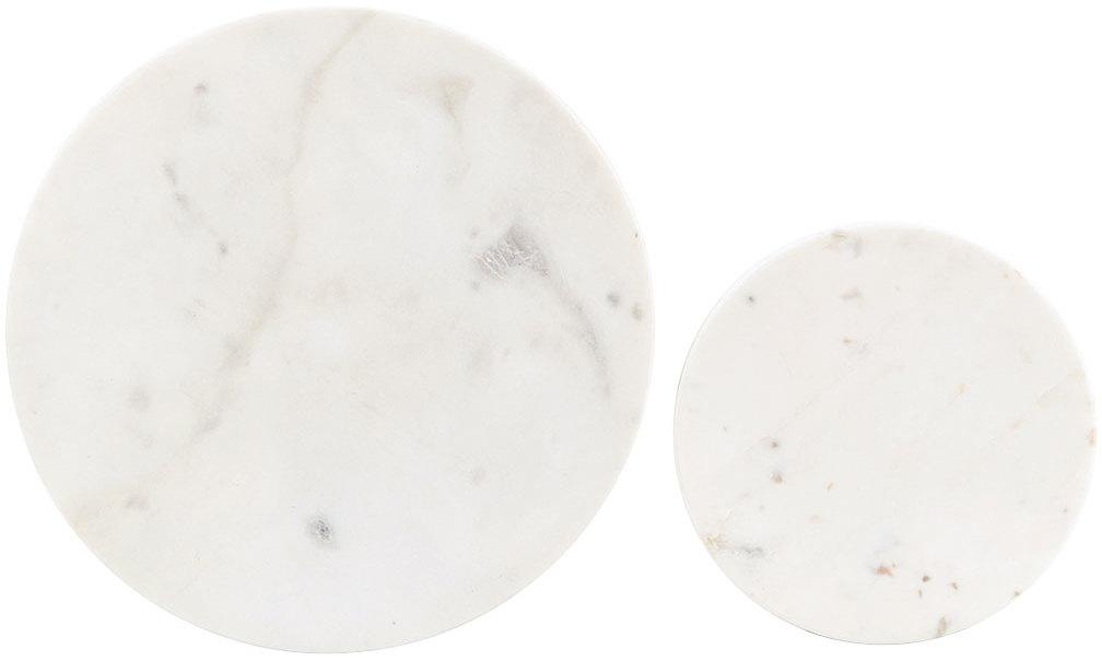 På billedet ser du variationen fra brandet House Doctor i en størrelse S: D: 20 cm. x L: D: 30 cm. i farven Hvid