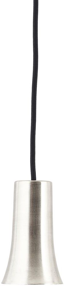 På billedet ser du variationen fra brandet House Doctor i en størrelse D: 7/4 cm. x H: 11,5 cm. i farven Sølv