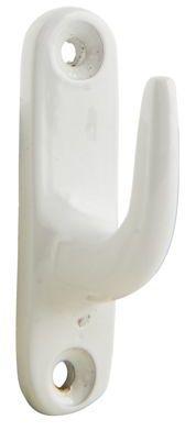 På billedet ser du variationen fra brandet House Doctor i en størrelse L: 5,5 cm. 2 stk. i farven Hvid