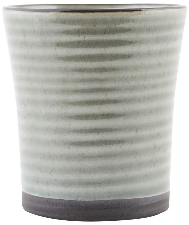På billedet ser du variationen fra brandet House Doctor i en størrelse D: 8 cm. x H: 9 cm. i farven Grå