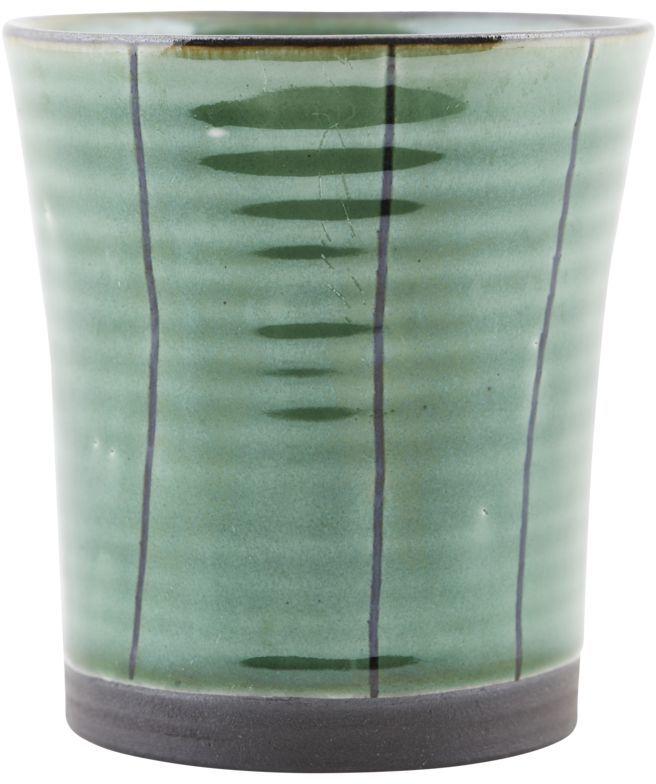 På billedet ser du variationen fra brandet House Doctor i en størrelse D: 8 cm. x H: 9 cm. i farven Grøn