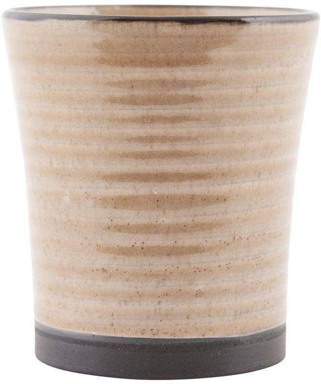 På billedet ser du variationen fra brandet House Doctor i en størrelse D: 8 cm. x H: 9 cm. i farven Nude