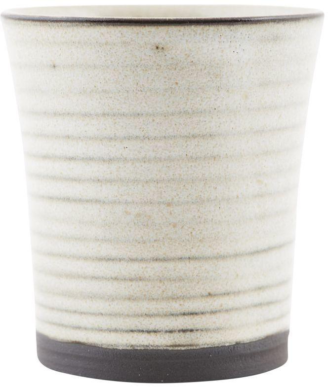 På billedet ser du variationen fra brandet House Doctor i en størrelse D: 8 cm. x H: 9 cm. i farven Sand