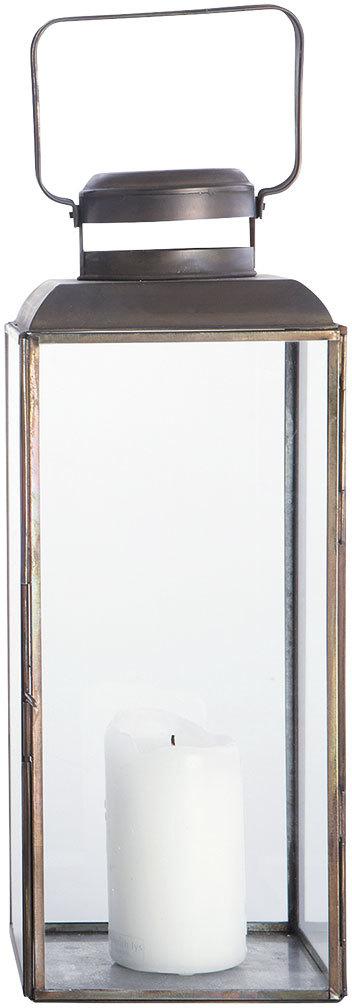 På billedet ser du variationen fra brandet House Doctor i en størrelse 14 x 14 cm. x H: 36 cm. i farven Sort