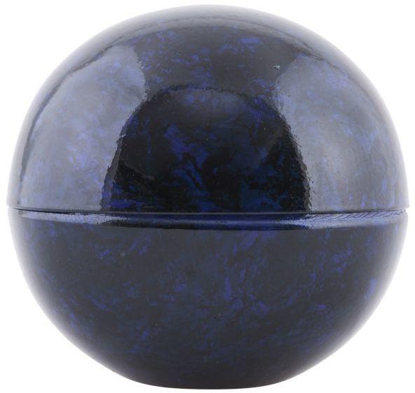 På billedet ser du variationen fra brandet House Doctor i en størrelse D: 11 cm. i farven Blå/Petroleum
