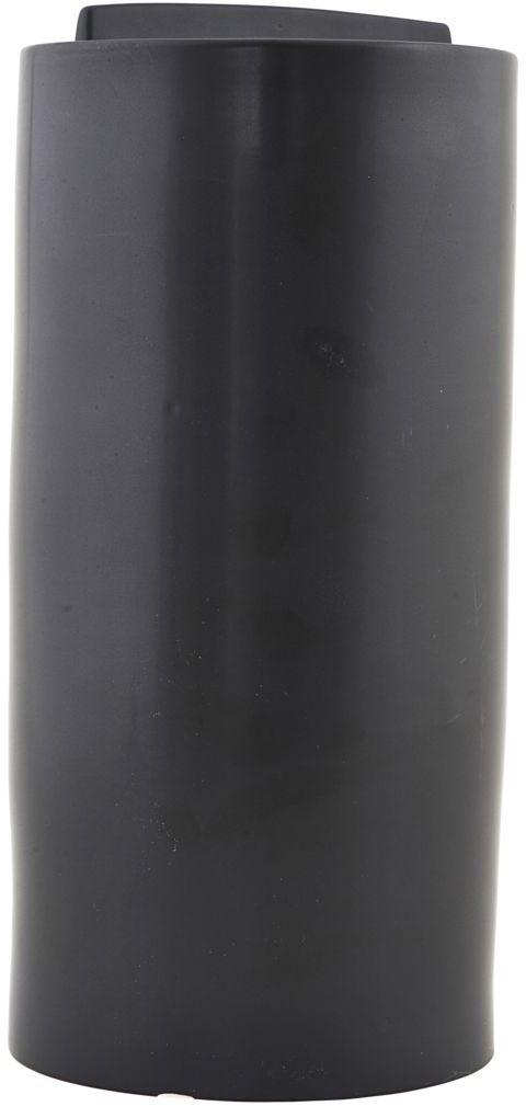 På billedet ser du variationen fra brandet House Doctor i en størrelse D: 12,5 cm. x H: 25,5 cm. i farven Matsort