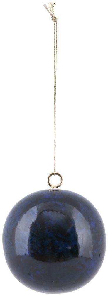 På billedet ser du variationen fra brandet House Doctor i en størrelse D: 6 cm. i farven Mørkeblå