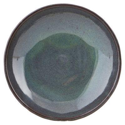 På billedet ser du variationen fra brandet House Doctor i en størrelse D: 15 cm. x H: 4 cm. i farven Blå/Grøn