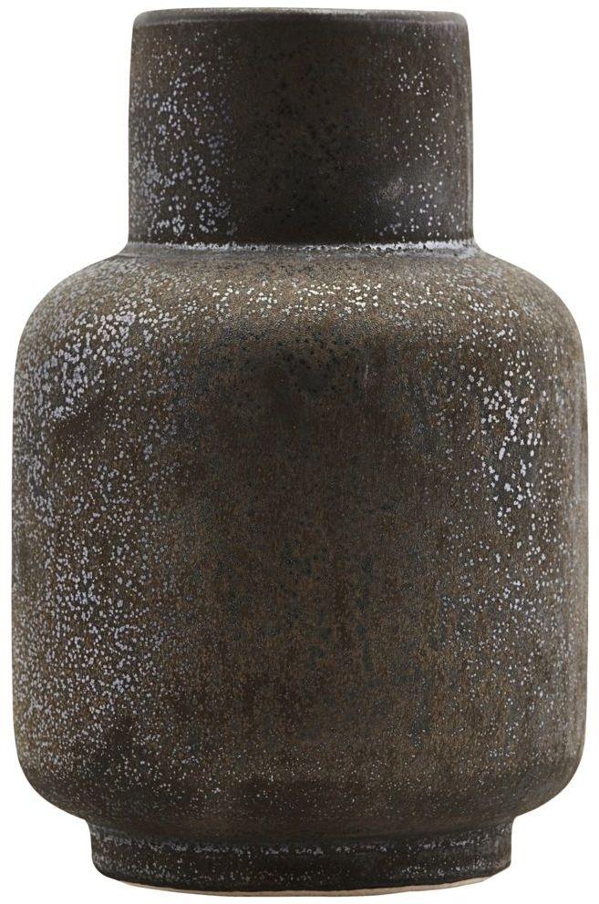 På billedet ser du variationen fra brandet House Doctor i en størrelse D: 11 cm. x H: 17 cm i farven Mørkebrun