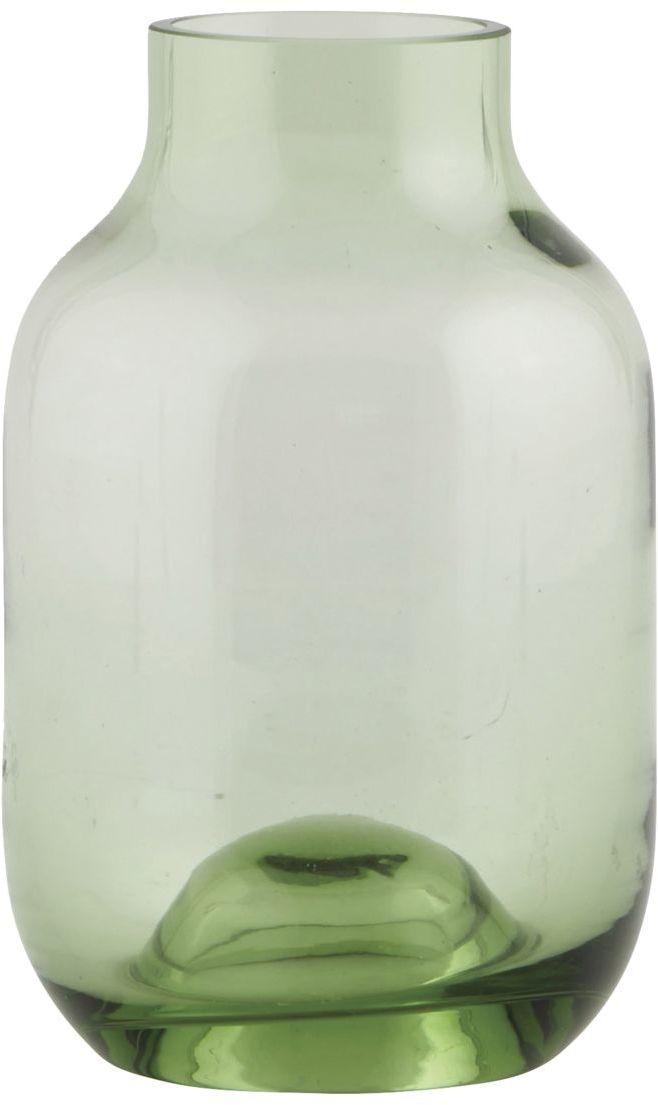 På billedet ser du variationen fra brandet House Doctor i en størrelse D: 9 cm. x H: 14 cm. i farven Grøn