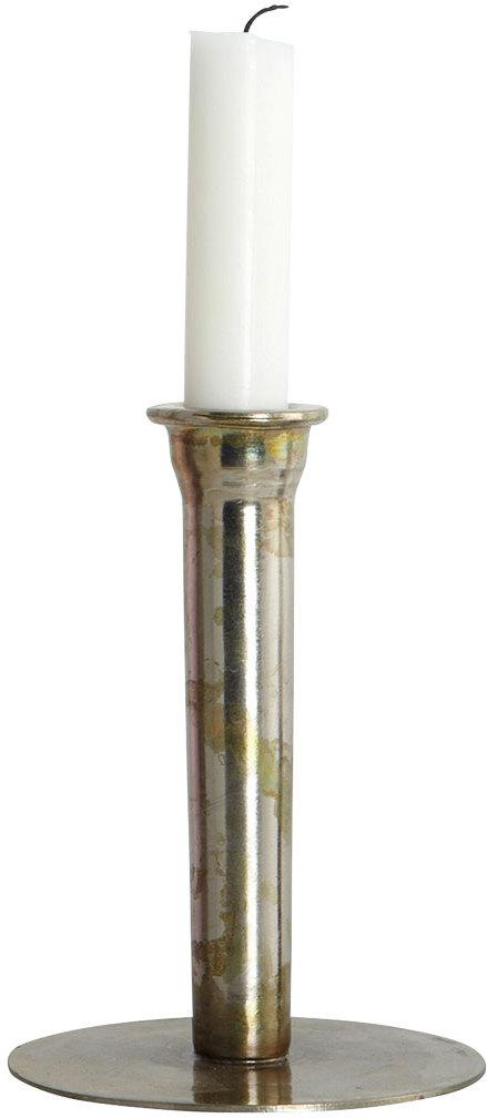 På billedet ser du variationen fra brandet House Doctor i en størrelse D: 10 cm. x H: 14 cm. i farven Metallic
