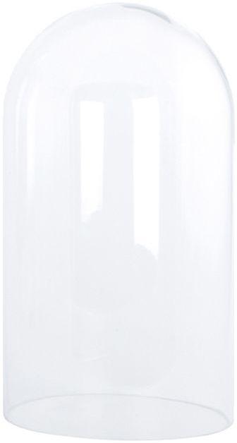 På billedet ser du variationen fra brandet House Doctor i en størrelse D: 18 cm. x H: 32,5 cm. i farven Klar
