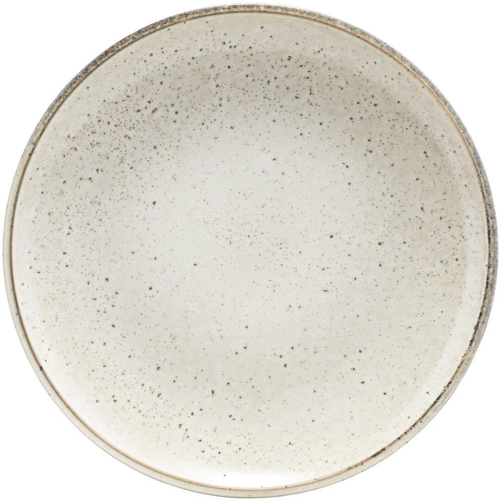 På billedet ser du variationen Frokost Tallerken, Lake fra brandet House Doctor i en størrelse D: 21,4 cm. i farven Lysegrå