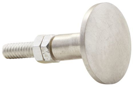 På billedet ser du variationen fra brandet House Doctor i en størrelse D: 3 cm. H: 3 cm. i farven Sølv