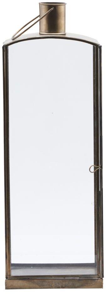 På billedet ser du variationen fra brandet House Doctor i en størrelse H: 47 cm. B: 11 cm. L: 16,5 cm. i farven Messing