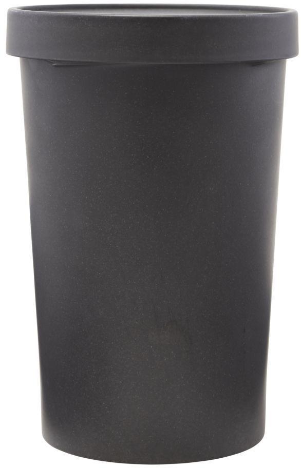 På billedet ser du variationen fra brandet House Doctor i en størrelse D: 11,3 cm. H: 16,8 cm. i farven Mørkegrå