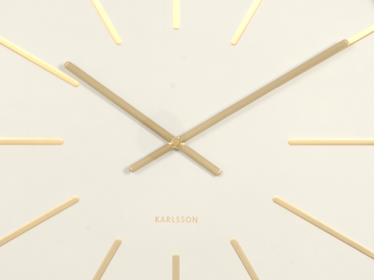 På billedet ser du et stemningsbillede (#1) fra Vægur, Maxiemus station fra brandet Present Time i en størrelse D: 60 cm. i farven Hvid