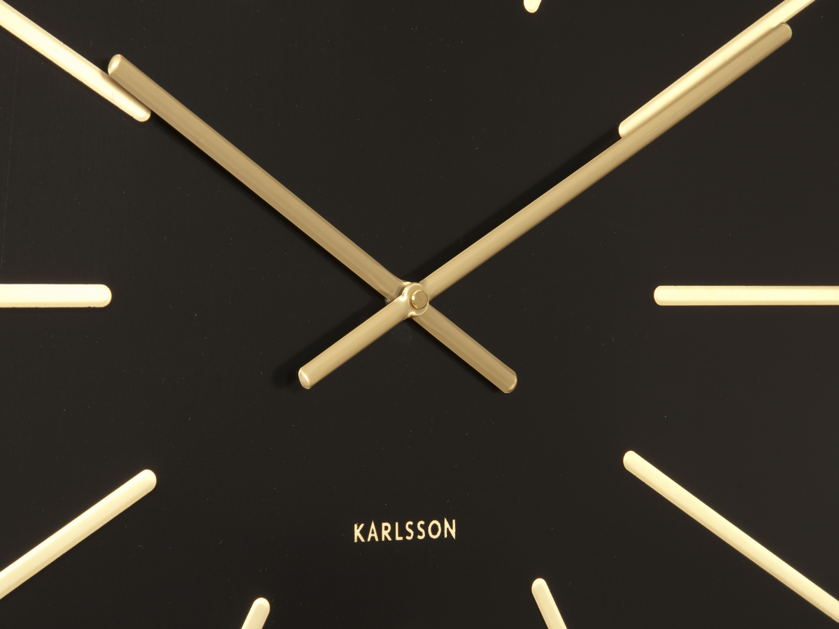 På billedet ser du et stemningsbillede (#1) fra Vægur, Maxiemus station fra brandet Present Time i en størrelse D: 60 cm. i farven Sort