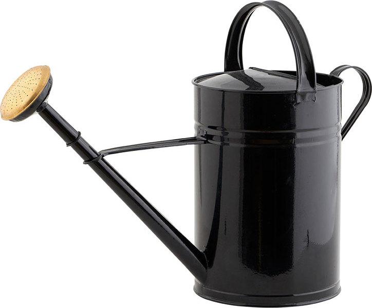 På billedet ser du variationen Vandkande, Old design fra brandet House Doctor i en størrelse H: 45 cm. x 10 liter i farven Sort