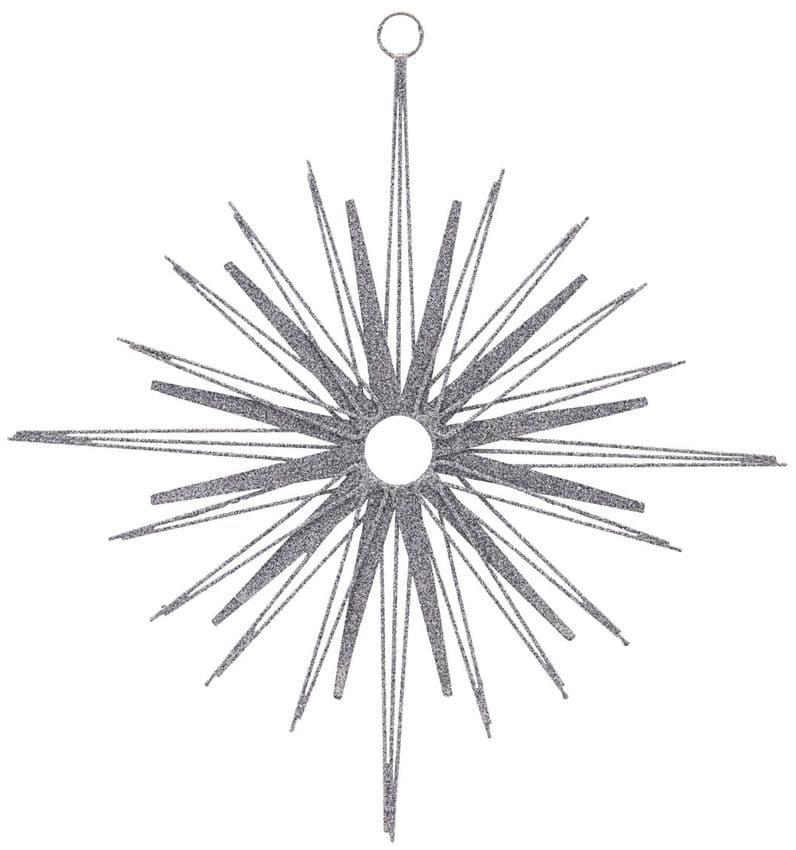 På billedet ser du variationen Ornament, Spira fra brandet House Doctor i en størrelse D: 30 cm. i farven Metal