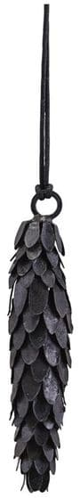 På billedet ser du variationen Ornament, Corne fra brandet House Doctor i en størrelse L: 8 cm. i farven Antik
