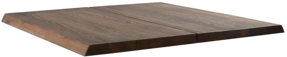 På billedet ser du variationen Plankeplade, Curve plade fra brandet Preform i en størrelse H: 3 cm. B: 80 cm. L: 80 cm. i farven Mørk Natur