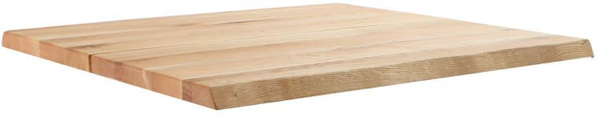På billedet ser du variationen Plankeplade, Curve plade fra brandet Preform i en størrelse H: 3 cm. B: 80 cm. L: 80 cm. i farven Natur