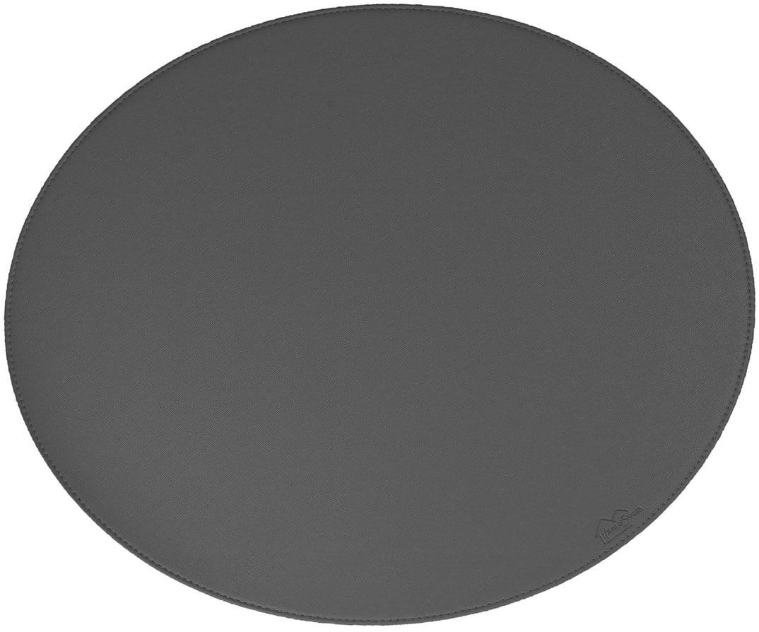 På billedet ser du variationen Dækkeserviet, Blank fra brandet House of Sander i en størrelse H: 36,5 cm. B: 44,5 cm. i farven Mørkegrå