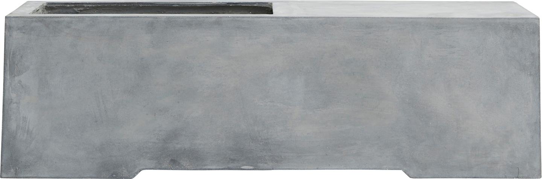 På billedet ser du variationen Bænk, Grow fra brandet House Doctor i en størrelse H: 38 cm. B: 40 cm. L: 130 cm. i farven Cement