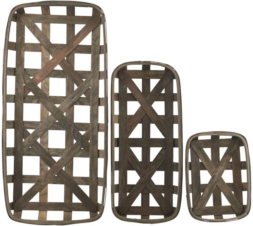 Image of   Bakke, Wood, Retangular