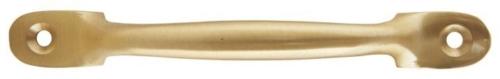 På billedet ser du variationen Beslag fra brandet House Doctor i en størrelse L: 9,5 cm. i farven Messing