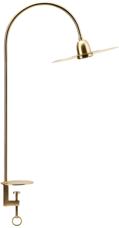 På billedet ser du variationen Glow, Bordlampe fra brandet House Doctor i en størrelse H: 78.7 cm. i farven Messing