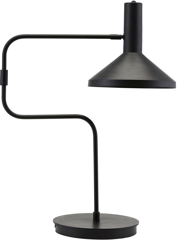 På billedet ser du variationen Mall, Bordlampe fra brandet House Doctor i en størrelse H: 66 cm. i farven Sort