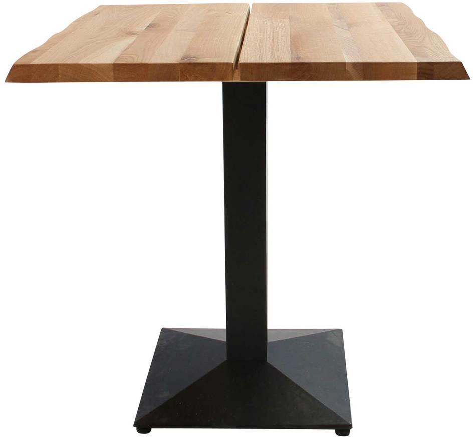 Image of   Cafebord, Komplet sæt, Curve plade + Austin Cafe stel