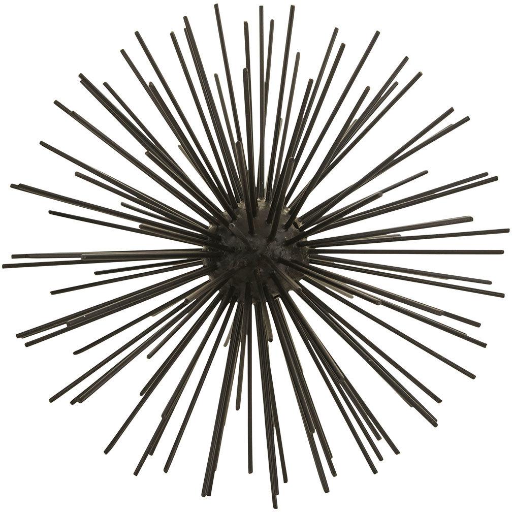 På billedet ser du variationen Dekoration, Ball fra brandet House Doctor i en størrelse D: 23 cm. i farven Matsort