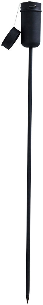 På billedet ser du variationen Fakkel, The torch fra brandet House Doctor i en størrelse D: 9 cm. x H: 16/120 cm. i farven Matsort
