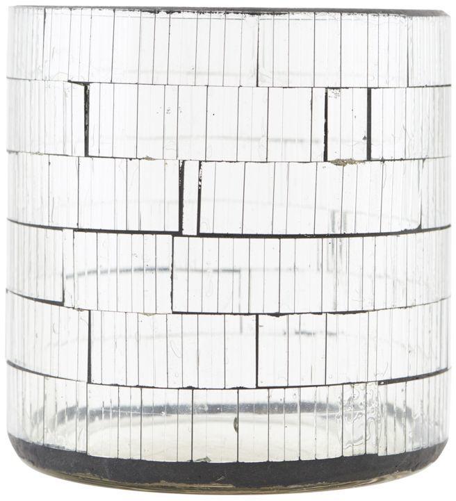 På billedet ser du variationen Fyrfadsstage, Brooken fra brandet House Doctor i en størrelse D: 10 cm. x H: 10 cm. i farven Glas