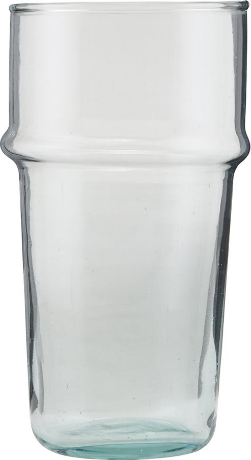 På billedet ser du variationen Glas, Tea fra brandet House Doctor i en størrelse D: 6,2 cm. H: 12 cm. i farven Klar