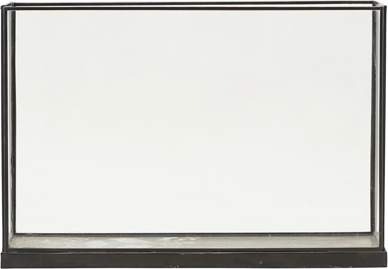 På billedet ser du variationen Hurricane, Advent, Antik fra brandet House Doctor i en størrelse H: 27 cm. B: 11 cm. L: 40 cm. i farven Metallic