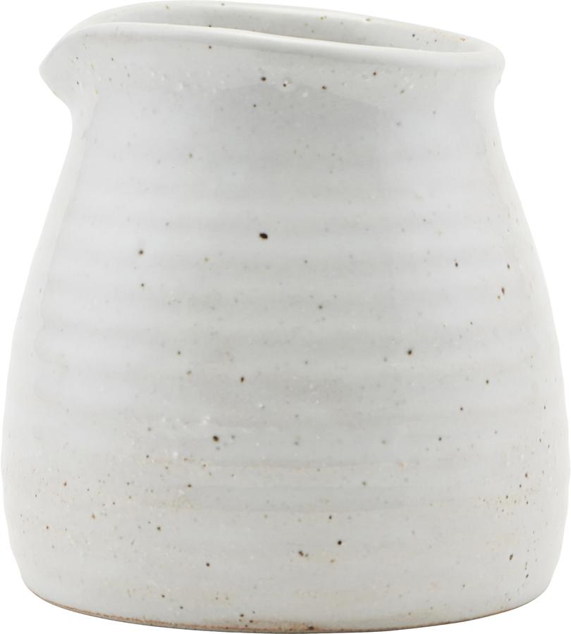 På billedet ser du variationen Kande, Made fra brandet House Doctor i en størrelse H: 10 cm. i farven Elfenben