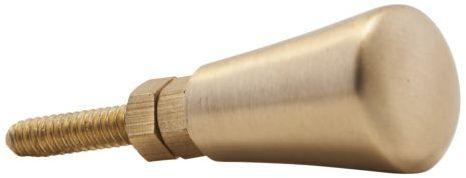 På billedet ser du variationen Knop, Clavn fra brandet House Doctor i en størrelse D: 1,6 cm. i farven Messing
