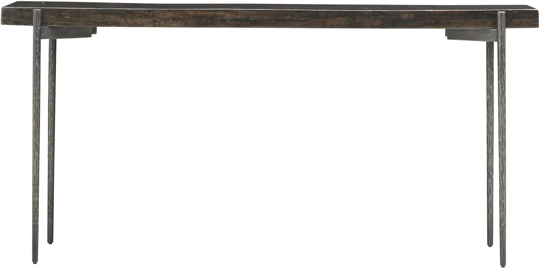 På billedet ser du variationen Konsol, Close fra brandet House Doctor i en størrelse H: 76 cm. B: 35 cm. L: 160 cm. i farven Mørkebrun