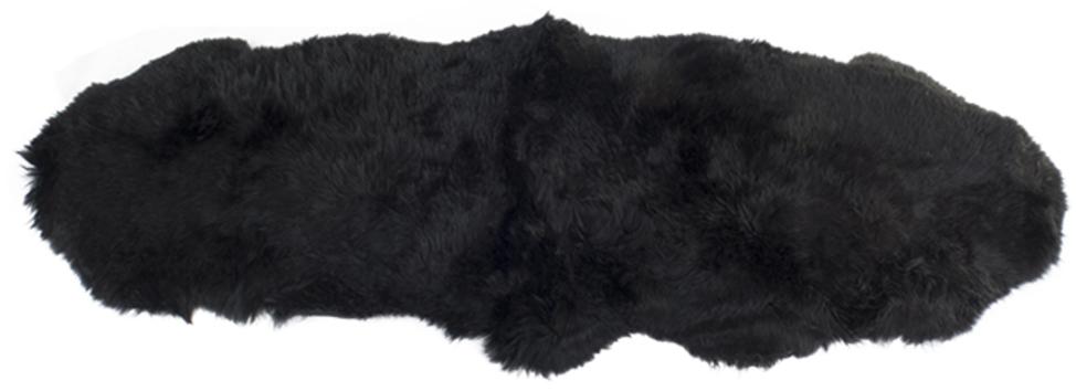 På billedet ser du variationen Lammeskind, New Zealand longseat fra brandet Preform i en størrelse B: 55 cm. L: 150 cm. i farven Sort