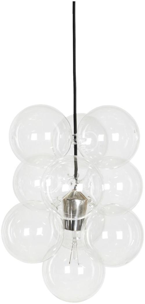 På billedet ser du variationen Diy, Lampe fra brandet House Doctor i en størrelse H: 48 cm. x B: 30 cm. i farven Klar