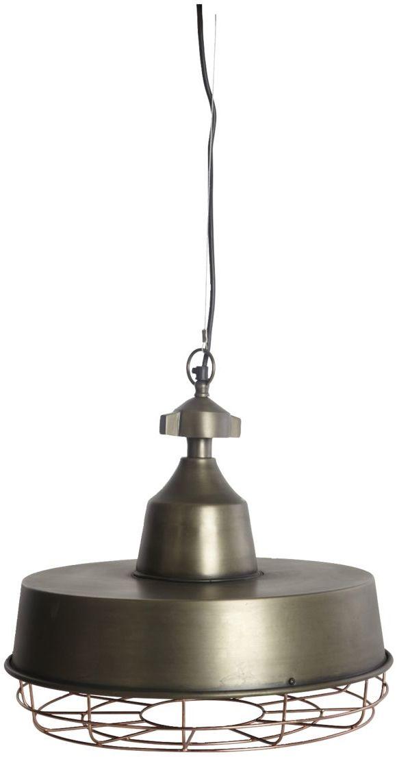 På billedet ser du variationen Gasby, Lampe fra brandet House Doctor i en størrelse D: 40 cm. x H: 40 cm. i farven Jern