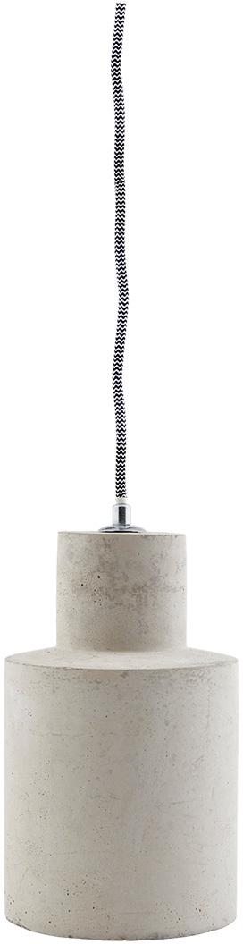 På billedet ser du variationen Nod, Lampe fra brandet House Doctor i en størrelse D: 14.5 cm. x H: 26 cm. i farven Beton