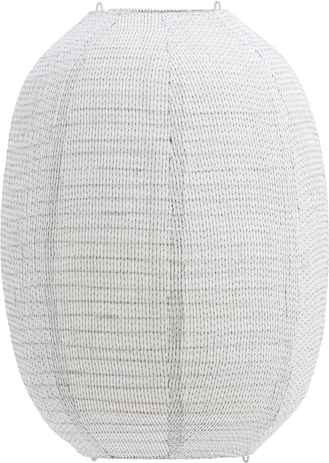 På billedet ser du variationen Lampeskærm, Stitch fra brandet House Doctor i en størrelse H: 60 cm. B: 50 cm. i farven Off-white
